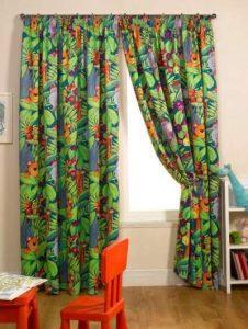 Madagascar Curtains