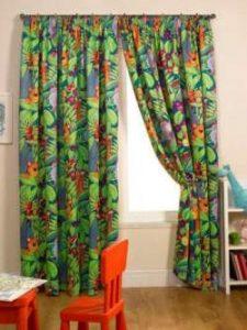 Curtains from porterhouse