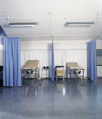 Hospital Cubicle Screen