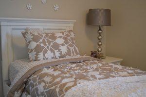 Porterhouse bedroom pillows