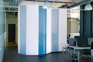 cubicle screen